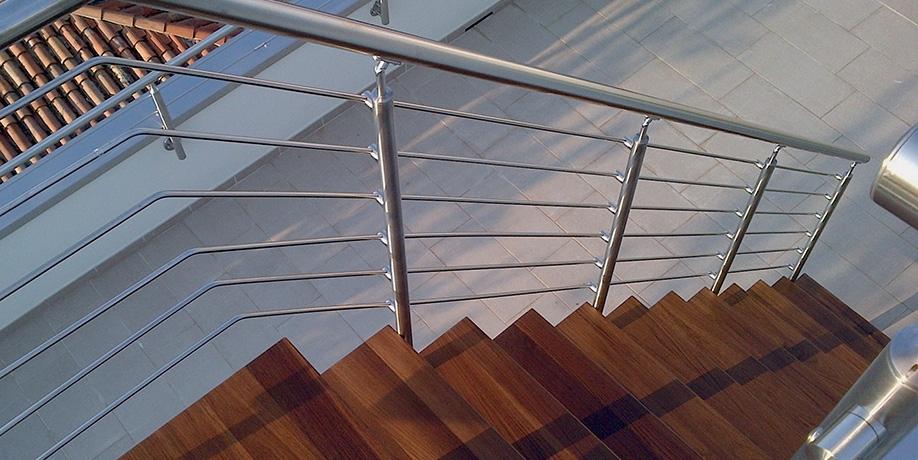 Ri da fa porte finestre e scale prodotti scale - Scale da esterno in muratura ...